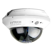 AVM-303 IP DOME CAMERA