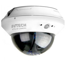 AVM-328 IP DOME CAMERA