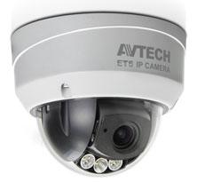 AVM-542 IP DOME CAMERA