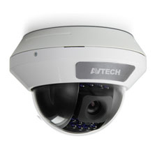 AVT-420 HD SDI/TVI Dome IR Camera