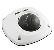 DS-2CD2512F-IS 3MP POE DOME CAMERA