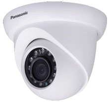 Weatherproof Dome Network Camera