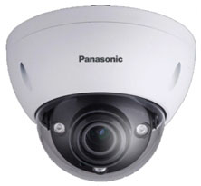 Weatherproof Dome Network Camera